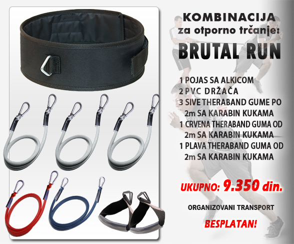 BRUTAL RUN