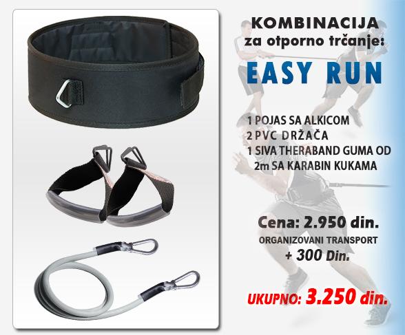EASY RUN